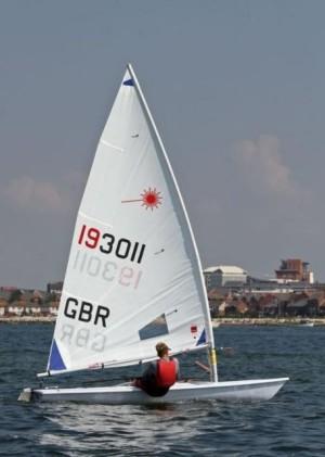 Power Marine Sailing Dinghy Repair